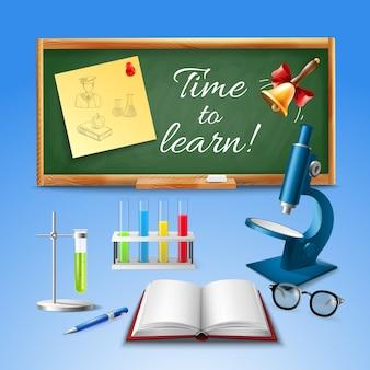 Tijd om realistische illustratie te leren