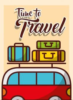 Tijd om te reizen