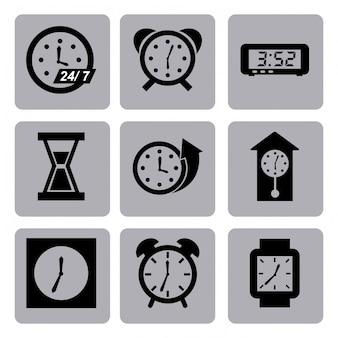 Tijd ontwerp