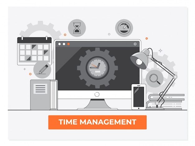 Tijdbeheer, planning en organisatie van werktijd