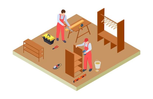 Timmerlieden workshop