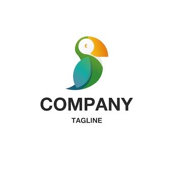 Toekan logo vector
