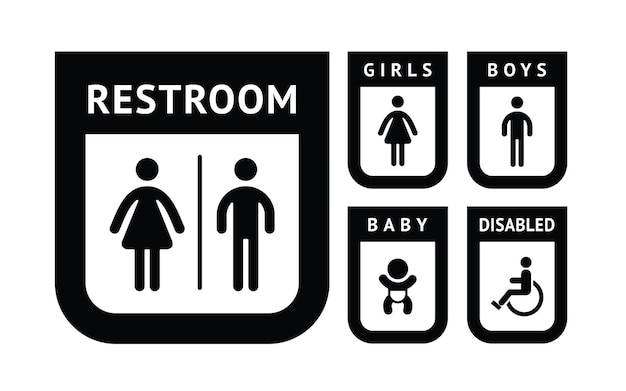 Toiletpictogram