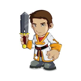 Topswordman-karakter