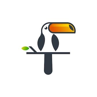 Toucan eenvoudig