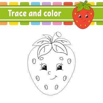 Traceer en kleur