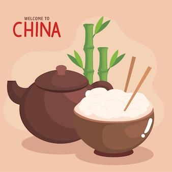 Traditioneel chinees eten
