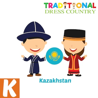 Traditioneel kledingsland