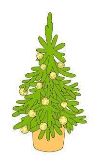 Traditionele symbolen van jaardecoraties geschenken