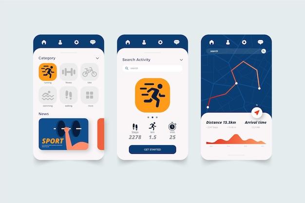 Trainingstracker-app
