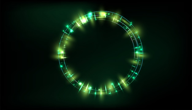 Transparant gloedlichteffect
