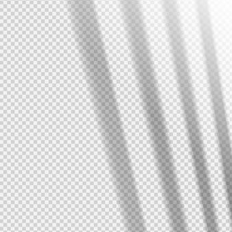 Transparant schaduwen overlay-effect