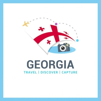 Travel georgia logo