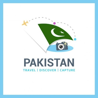 Travel pakistan logo