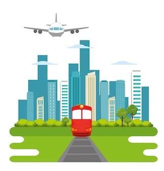 Treinvervoer openbaar