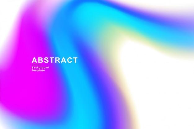 Trendy en moderne abstracte achtergrond