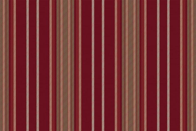 Trendy gestreept behang. vintage naadloze de stoffentextuur van het strepen vectorpatroon. sjabloon streep inpakpapier.