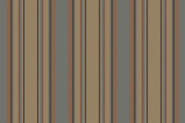 Trendy gestreept behang. vintage strepen vector patroon naadloze stof textuur. sjabloon streep inpakpapier voor kerstcadeaubon of print en webdesign.