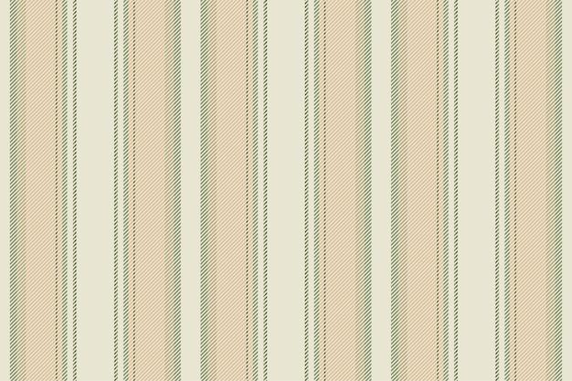 Trendy gestreept behang. vintage strepen vector patroon naadloze stof textuur.