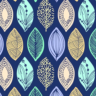 Trendy patroon ontwerp vector