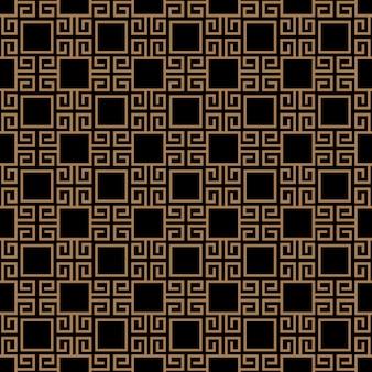 Trendy tribal etnische stijl naadloos patroon
