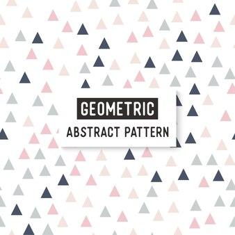Triangle naadloze patroon.