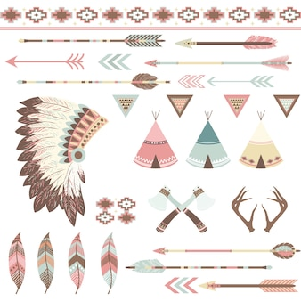 Tribal collectie