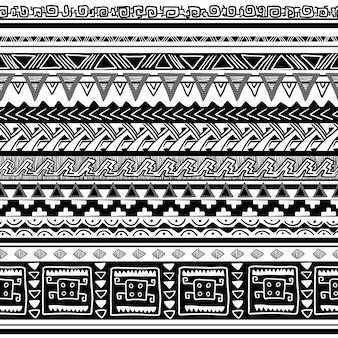 Tribale textuur