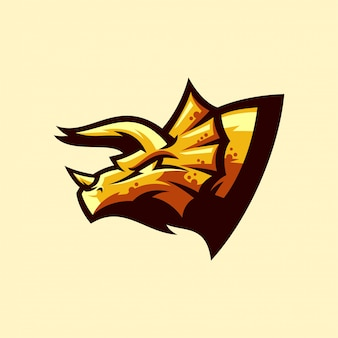 Triceratops-logo