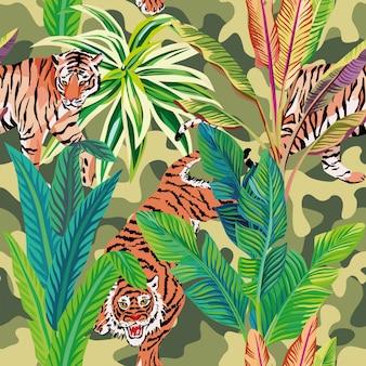 Tropische tijgers