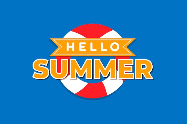 Tropische zomer promotie