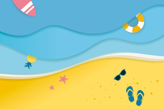 Tropische zomervakantie
