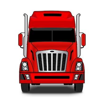 Trucking bedrijfslogo ontwerp