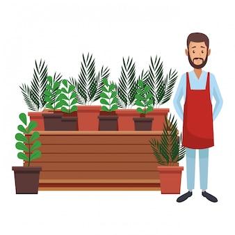 Tuin en tuinmannen