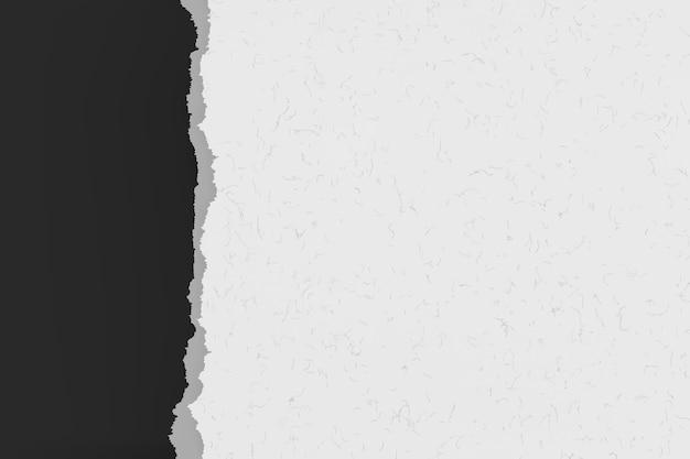Twee soorten papierachtergronden