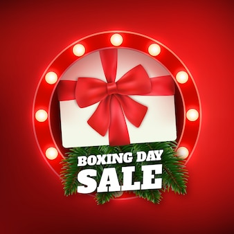 Tweede kerstdag verkoop