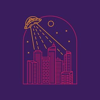 Ufo-aanval