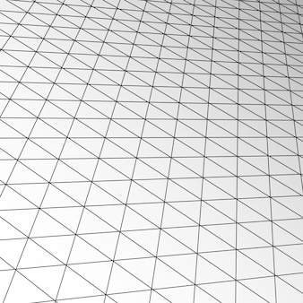 Uitbreiding plafond tegel achtergrond