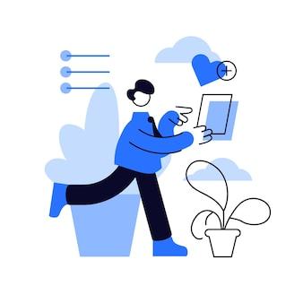 Uitgavenberekening. verlanglijstplanning, boodschappenlijst, aankopen
