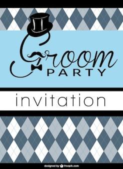 Uitnodiging vrijgezellenfeest