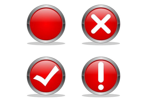 Uitroepteken rood logo