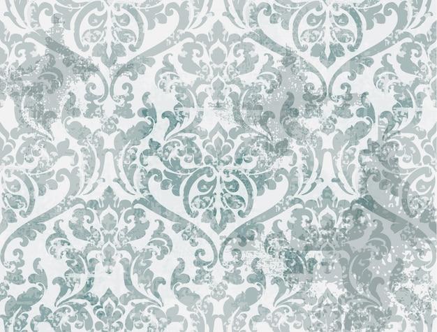 Uitstekend retro textuurpatroon