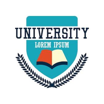 Universiteit / campus-logo