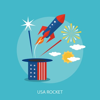 Usa rocket conceptual design