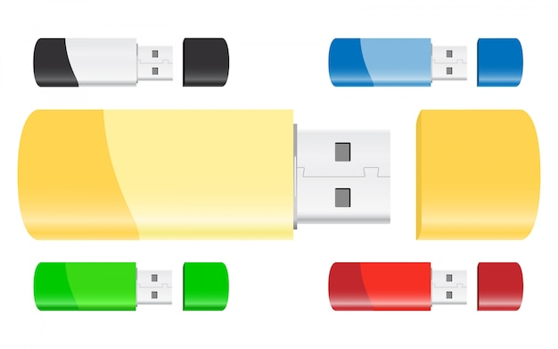 Usb-flashstations