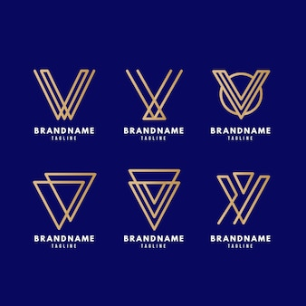 V-logopakket