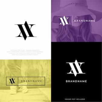 Va av logo ontwerpsjabloon