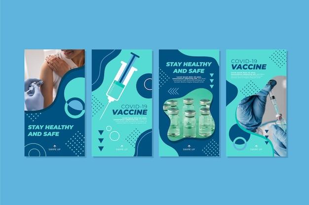 Vaccin instagram verhalencollectie