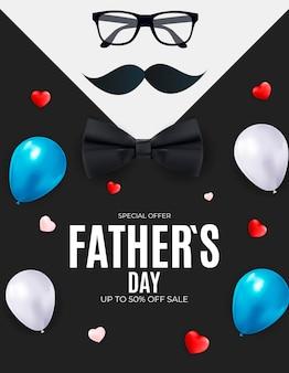 Vaderdag baanner sale