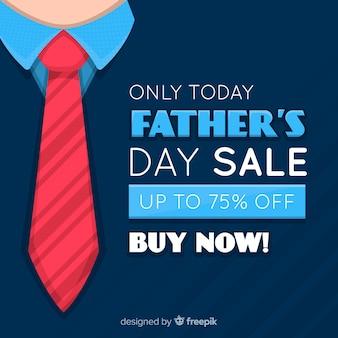 Vaderdag verkoop achtergrond